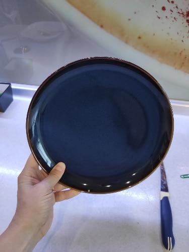 Aparelhos de jantar Cerâmica Europeia Vitrificada