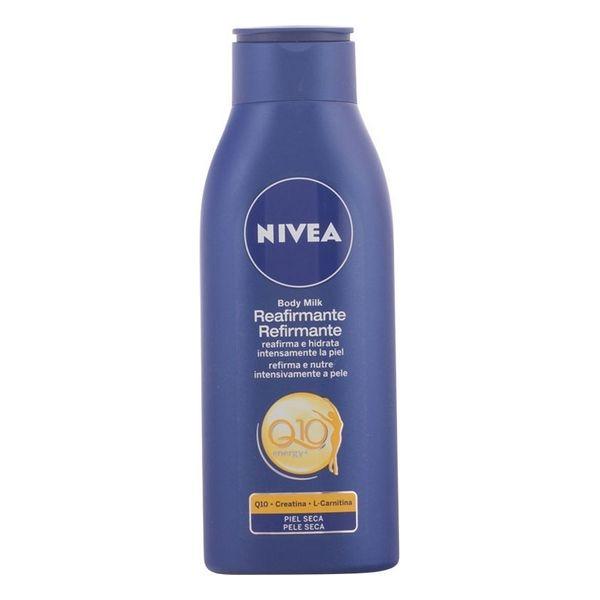 Firming Body Lotion Q10 Plus Nivea, L-Carnitina Firming lotion, firm skin, smooth skin, body cream, body care, summer 2020