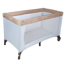Ebebek Baby & Plus Basic Draagbare Opvouwbare Reizen Cot Bed