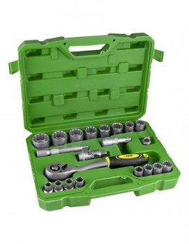 JBM 52721 CASE TOOLS 21 PIECES GLASSES 12 SONGS OF 1/2