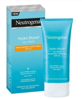 Neutrogena hydro Boost Spf25 moisturizing light cream 50 Ml 1