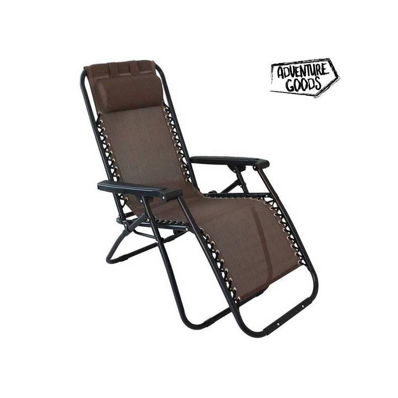 Lounger Adventure Goods 6006 (110x73x67 Cm)