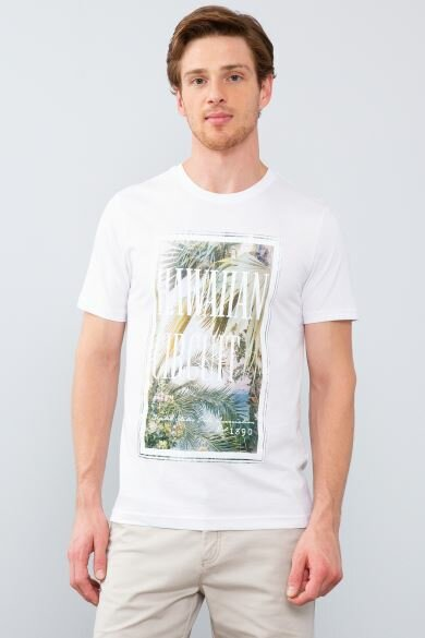 U.S. POLO ASSN. Crew Neck Slim T-Shirt