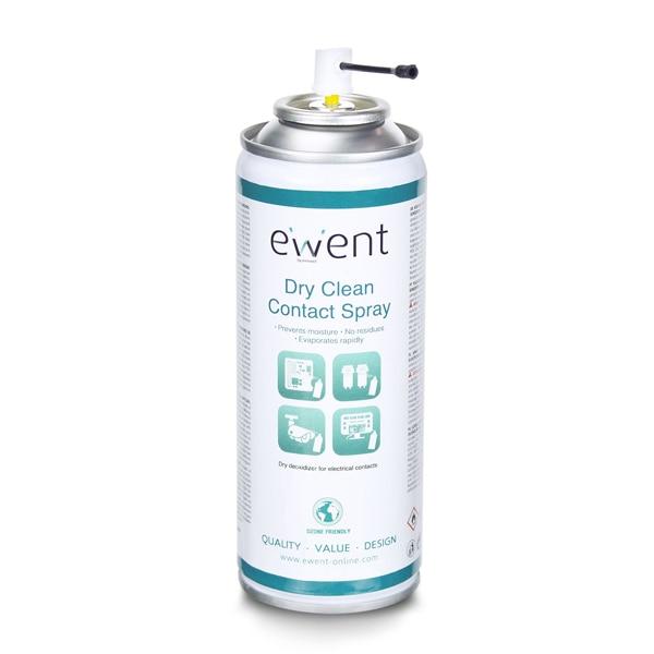 Cleaner Dry Clean Ewent EW5614 200 Ml
