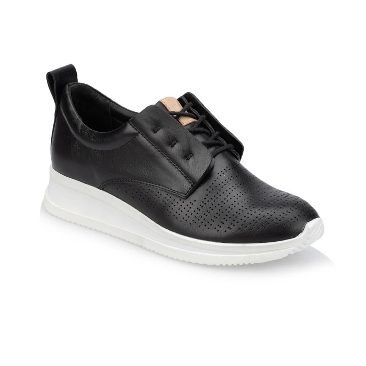 FLO TRV910008 Black Women Shoes Polaris