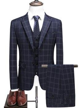 Groom Wear Polyester Modern Plaid Long Sleeve Gentlemen Wear джемпер conso wear conso wear mp002xw15jsc