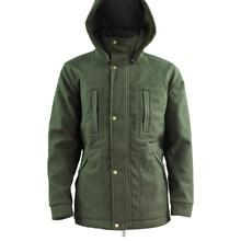 Куртка WB, Флис, Длинная, ХАКИ(размер M