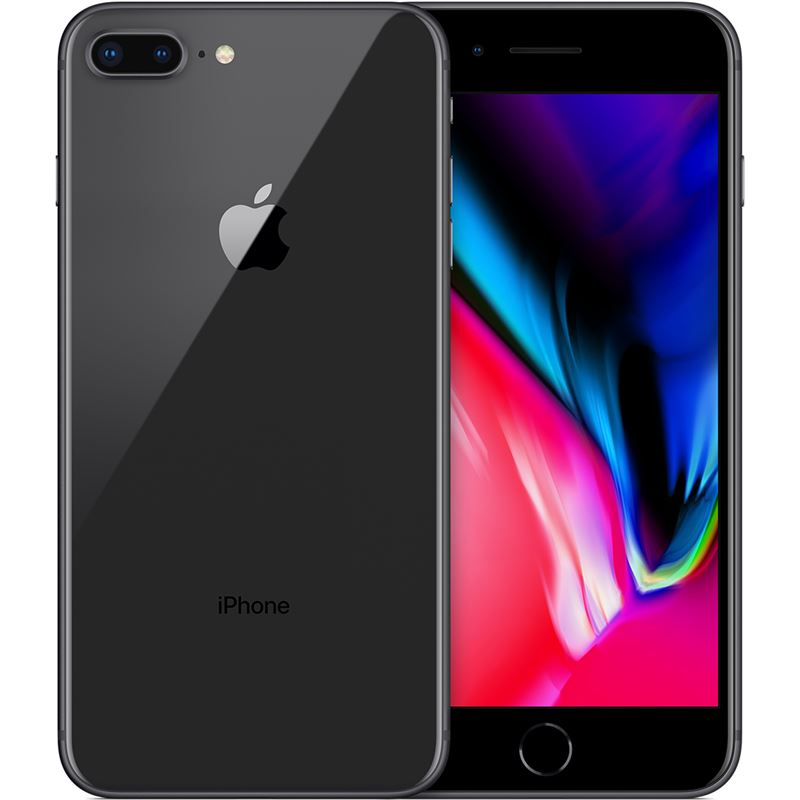 Original Apple iphone 8 Plus Hexa Core iOS 3GB RAM 64/256GB ROM 5,5 inch phone phone 12MP track digital 2691mAh LTE