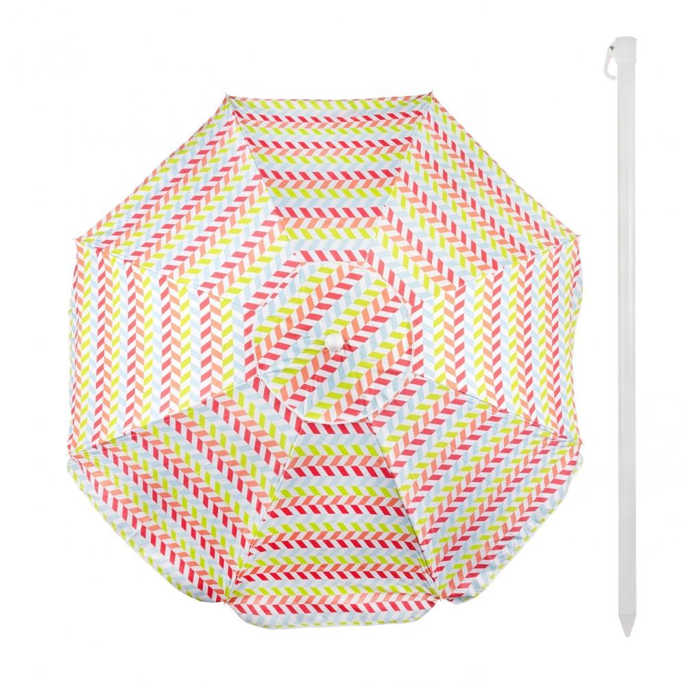 Beach umbrella 200 cm with protection UV50 + Aktive Beach