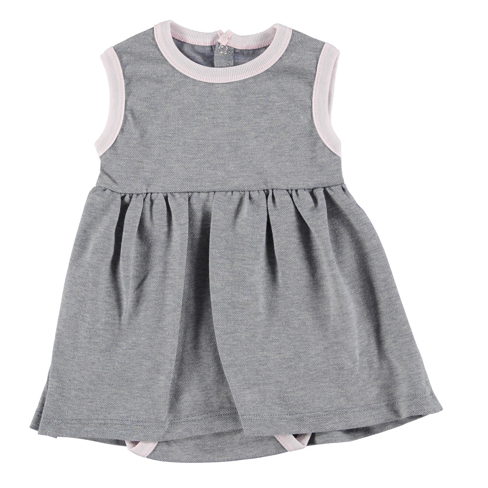 Ebebek Newborn Fashion Club Baby Girl Dress Bodysuit