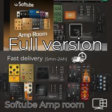 Amp Softube  Room v2.5.9 Full version