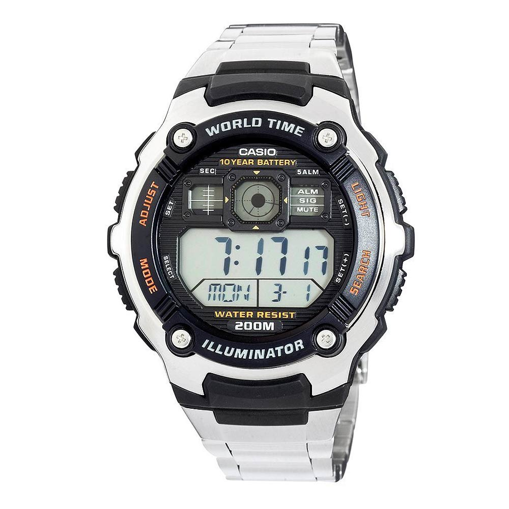 Casio Men's Digital Wrist Watch