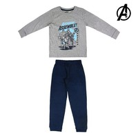 Children's Pyjama The Avengers 74172 Grey|  -