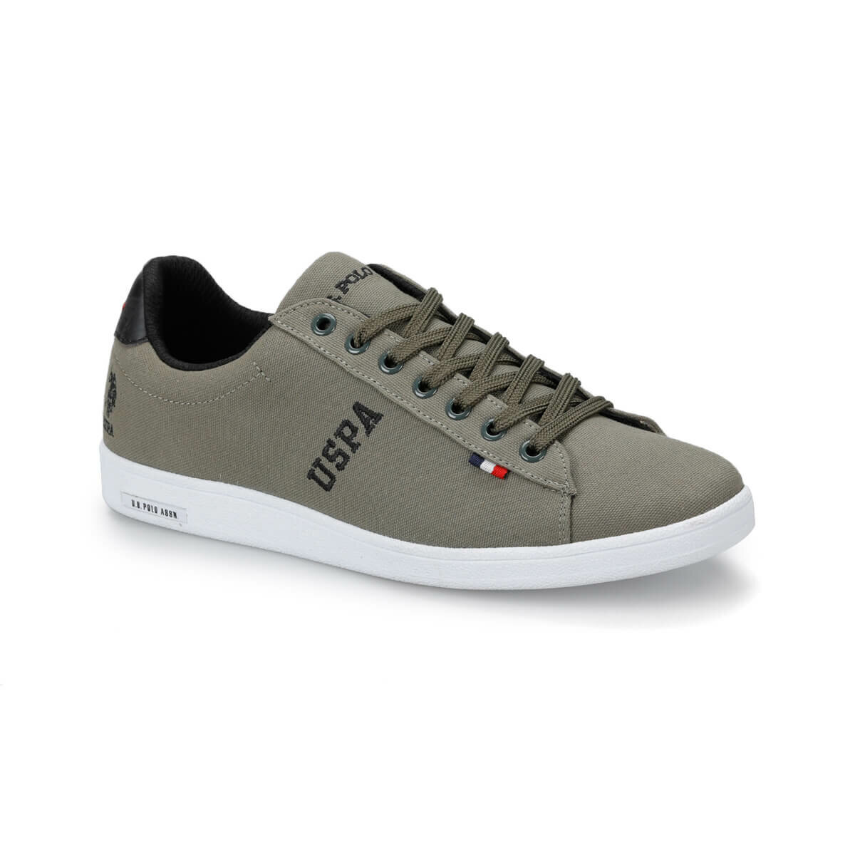 FLO FRANCO TEXTILE Navy Blue Men 'S Sneaker Shoes U.S. POLO ASSN.