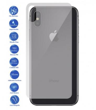 Tempered Glass Screen Protector Glass 9H For Apple IPhone X 10 Rear