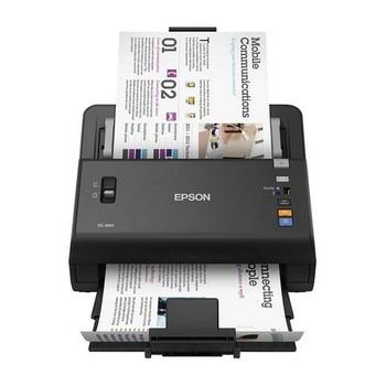 Dual Face Scanner Epson DS-860 300 dpi USB 2.0 Black