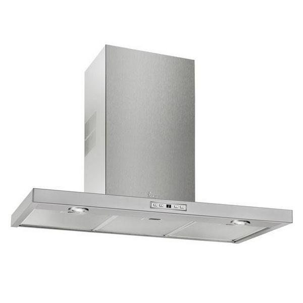 Conventional Hood Teka DSH985 INOX 90 Cm 735 M3/h 72 DB Stainless Steel