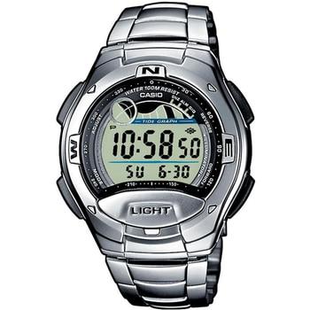 Casio zegarki W-753D-1A mężczyźni cyfrowe