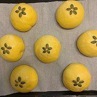 #安佳食力召集,力挺新一年#日式南瓜红豆包的做法图解9