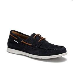 FLO MARVIN Navy Blau Herren Schuhe LUMBERJACK