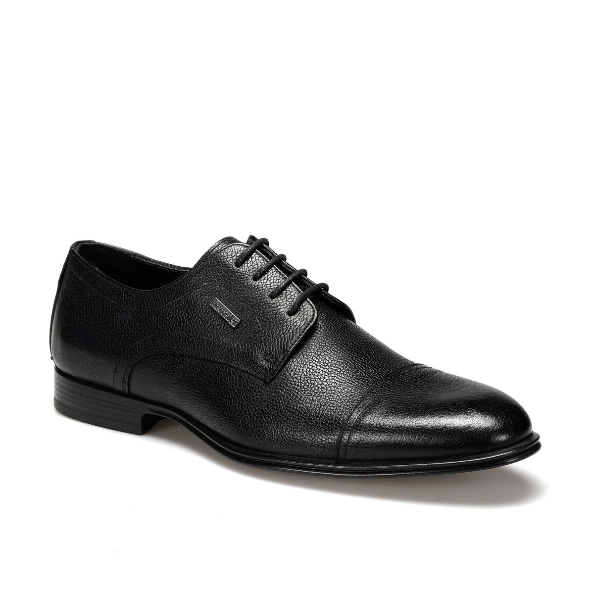 FLO BOGOTA Black Male Maskaret Shoes MERCEDES