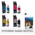 HP Officejet 630 1 Anzug Photoink Tinte Foto Papier Geschenk-in Fotopapier aus Computer und Büro bei
