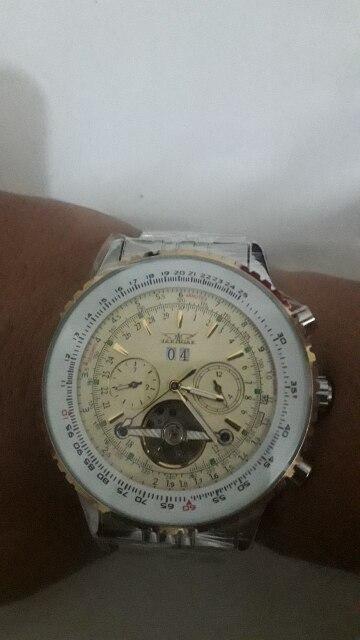 -- Relógio Jaragar Aviador