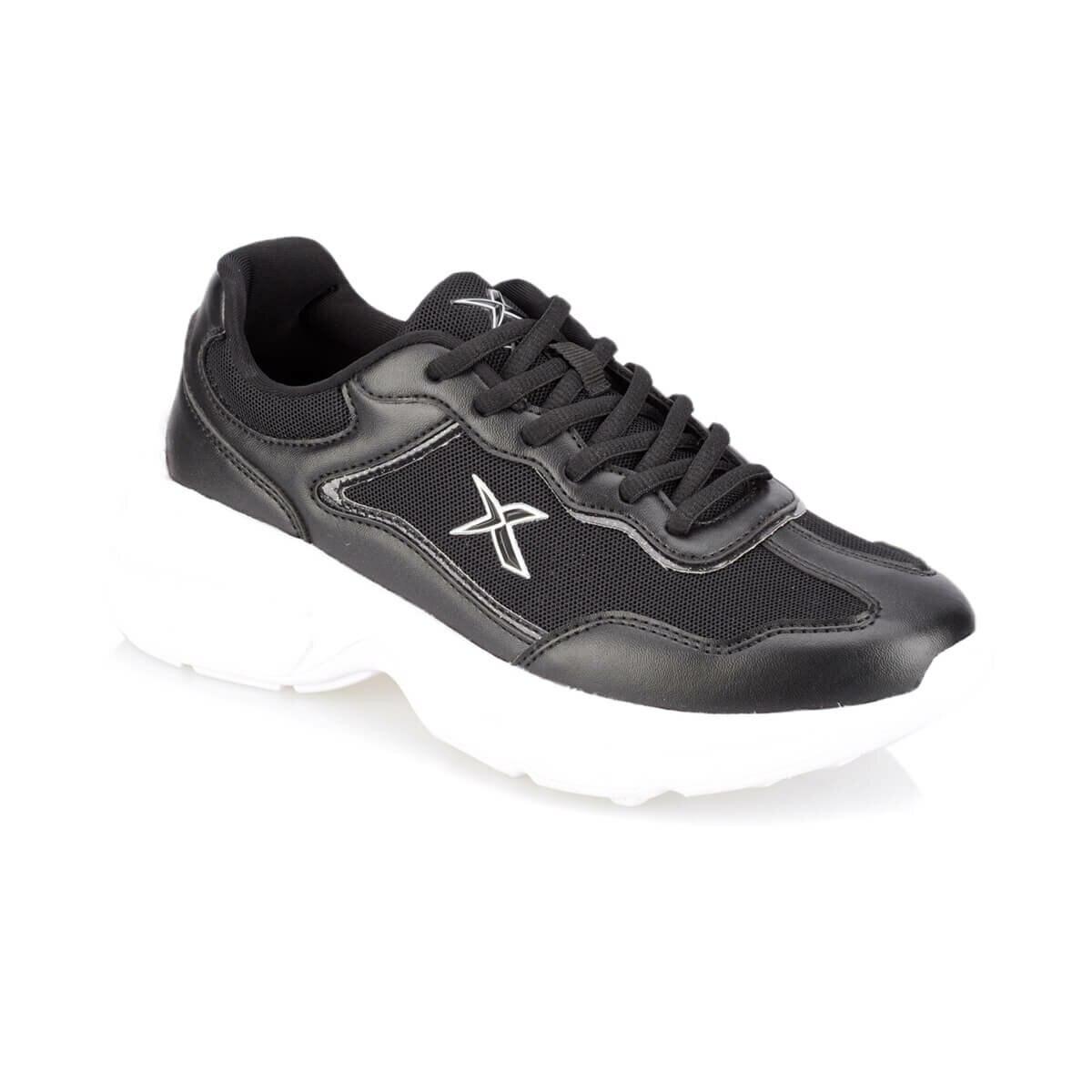 FLO LACE W Black Women 'S Sneaker Shoes KINETIX