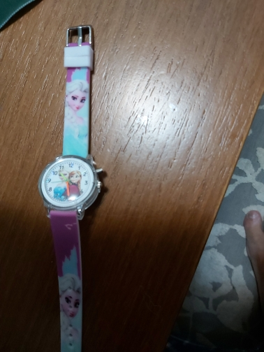 שעון יד לילדים בנים בנות דגם 8034 photo review