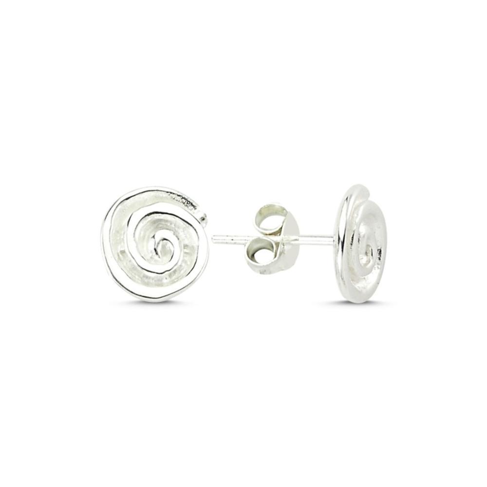 925 Sterling Silver Earrings Fantastic Mini Trendy Romantic Errings Turkish Silvers