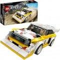 LEGO Speed Champions - 1985 Audi Sport quattro S1  Juego de Construction racing car toy play