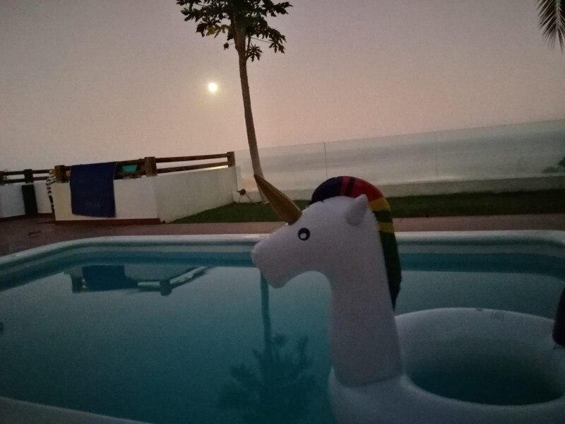 Anéis de natação Inflável Piscina Nadada