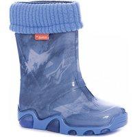 Gummi stiefel mit abnehmbare kappe Demar Stormer Lux Druck MTpromo-in Stiefel aus Mutter und Kind bei