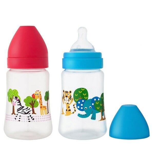Anti-colic Bottle Nenikos 250 Ml +3M 111906