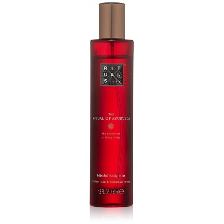 RITUALS AYURVEDA BODY MIST 50ML BLISSFUL