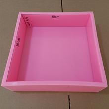 Хорошее качество хит продаж силиконовые формы для мыла ручной