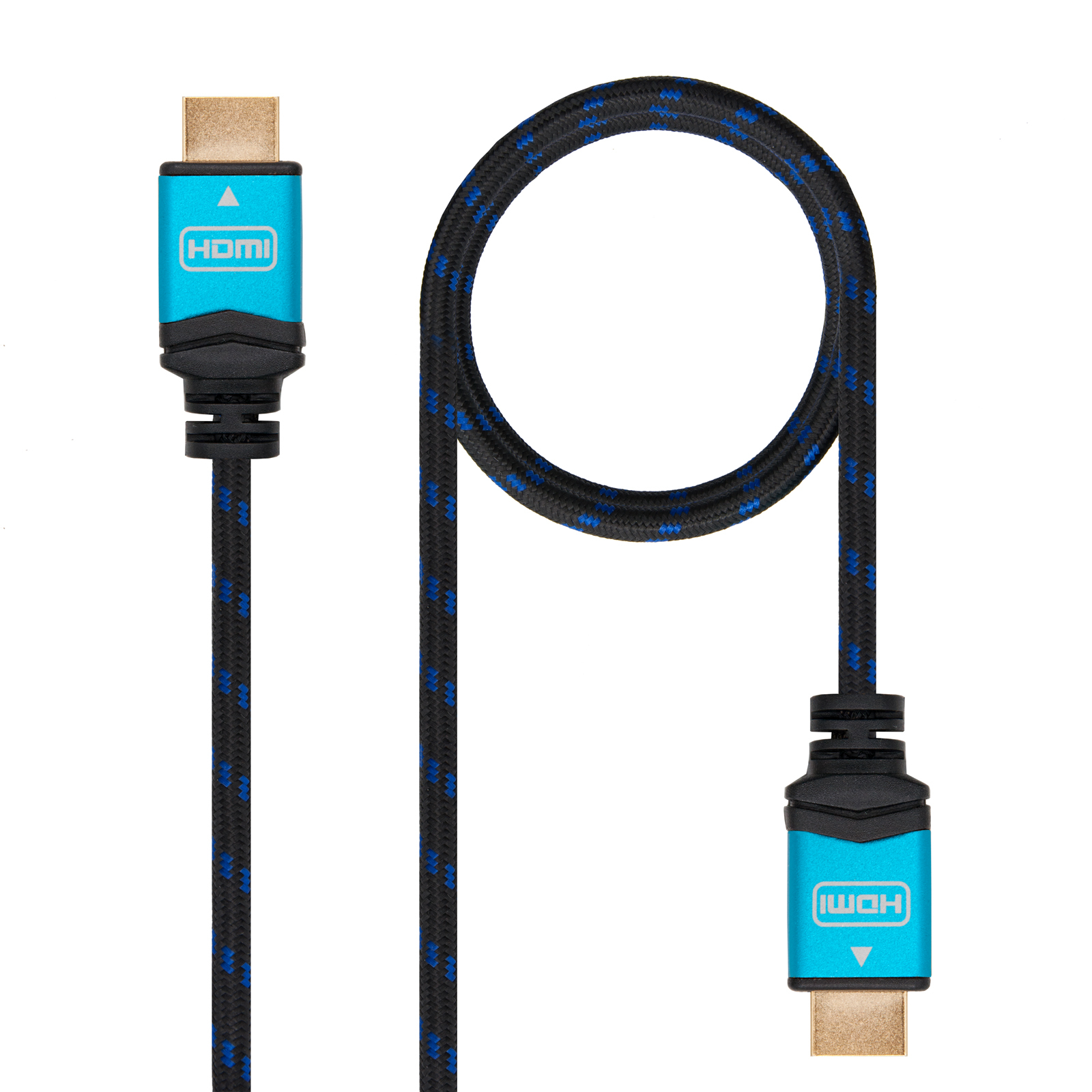 Cable HDMI TO HDMI 7 M HDMI V2.0 4k @ 60Hz 18gbps 10.15.3707