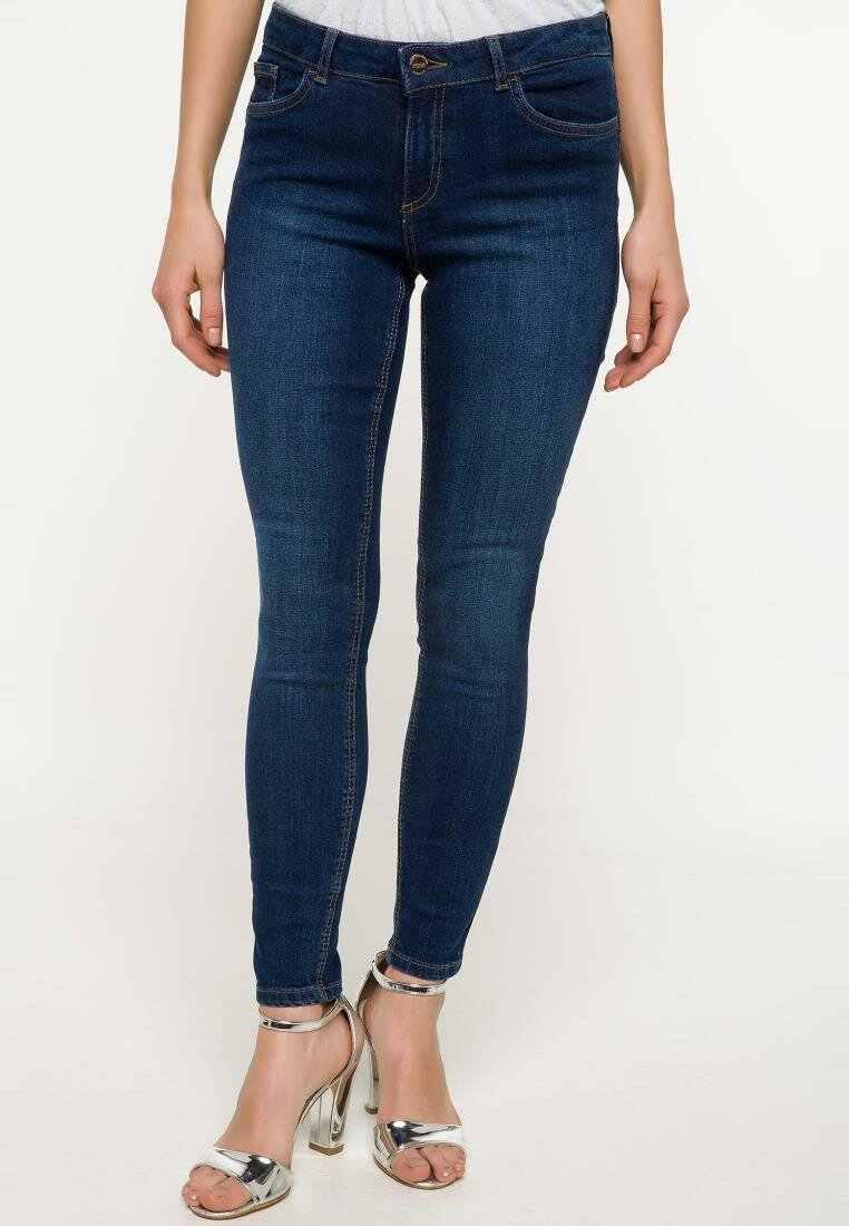 Defa Pantalones Vaqueros Para Mujer De Verano Azul Oscuro Estilo Cenido Pantalones De Mezclilla Para Mujer Pantalones De Bajos Estrechos Trousers I7675az18sm Pantalones Vaqueros Aliexpress