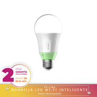 Square Warranty TP LINK Bulb Smart Home Led WiFi Smart With Light Dimmable LB110 [energy efficiency class A +]