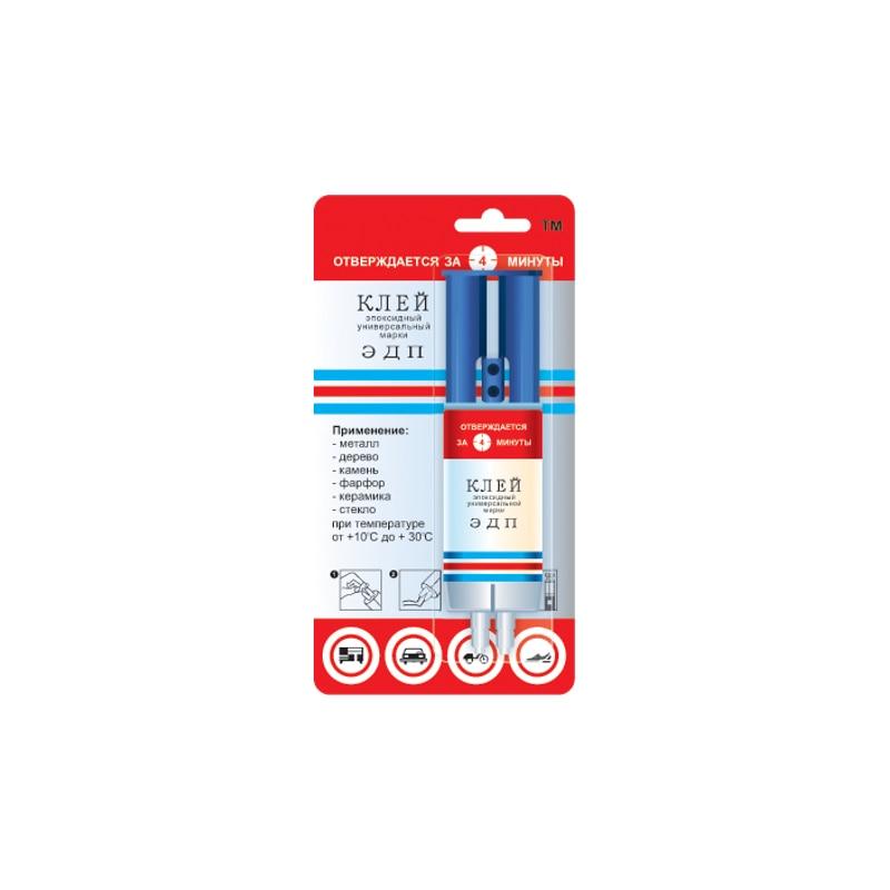 Epoxy glue EDP syringe 6 g