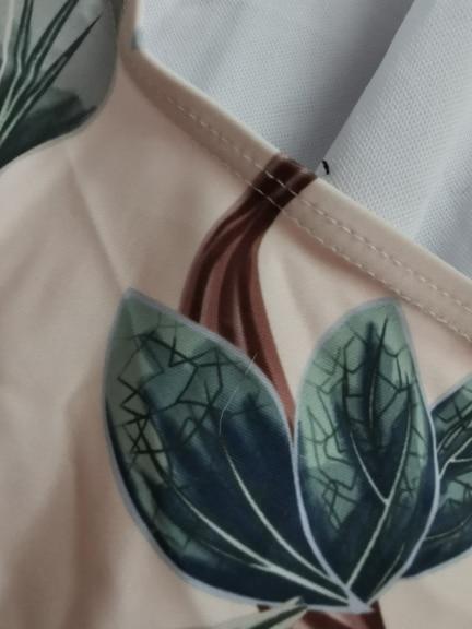 2020 Sexy One Piece Swimsuit Women Swimwear Push Up Monokini Print Bandage One shoulder Bathing Suit Bodysuit Beach Wear Female|Body Suits|   - AliExpress