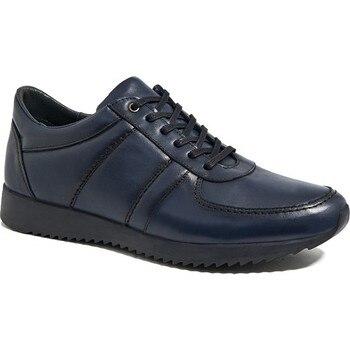 Desa Estera Men 'S Leather Sports Shoes