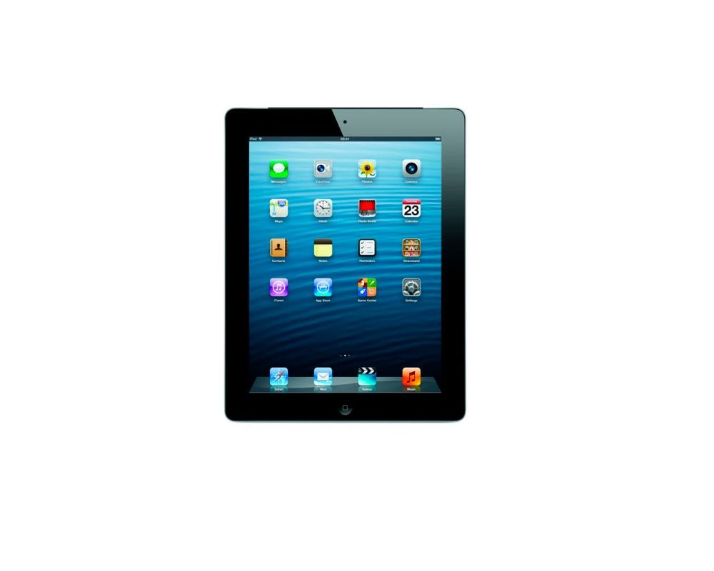 Tablet Apple IPad 4 Retina 32 GB/64GB WiFi + 3G Black (RFB)