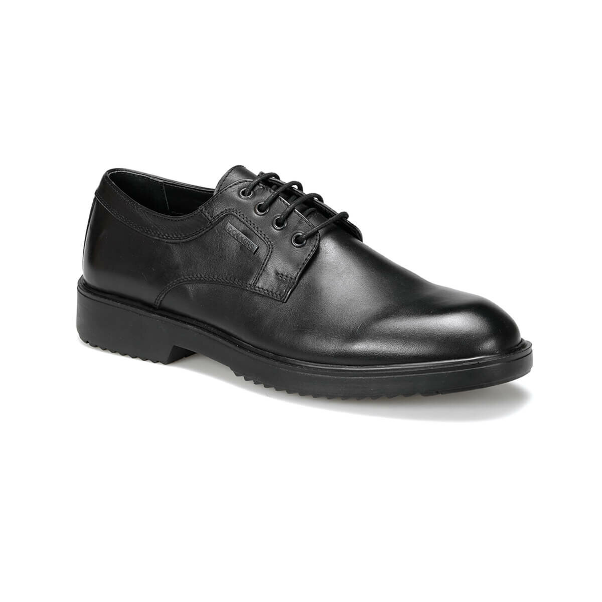 FLO 225021 9PR Black Men 'S Classic Shoes By Dockers The Gerle