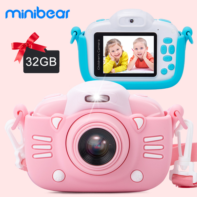 Детский фотоаппарат Minibear H1 1