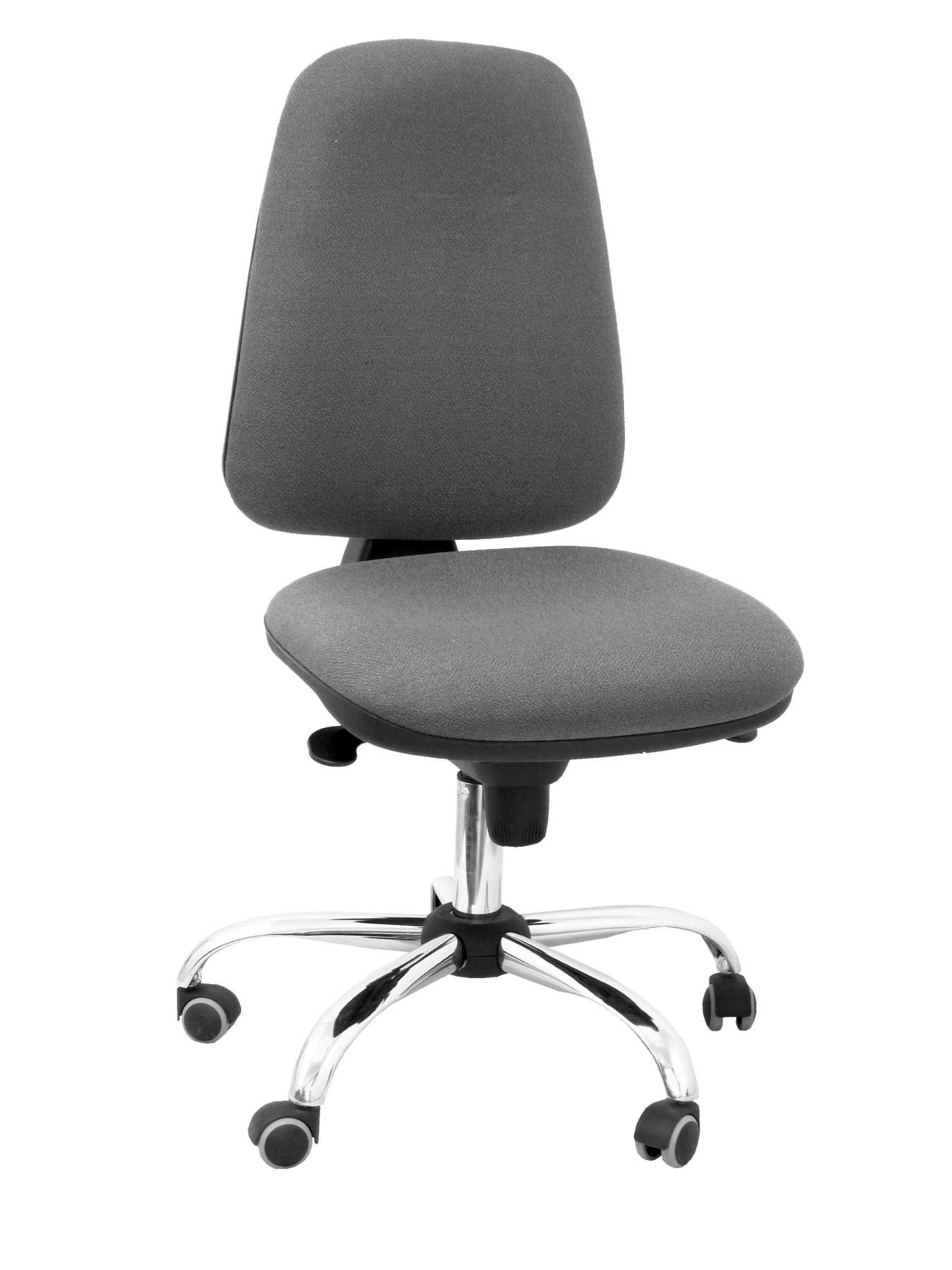 Ergonomic Office Chair With Mechanism Synchro And Height Adjustable Seat And Fabric Upholstered In Fabric BALI Color