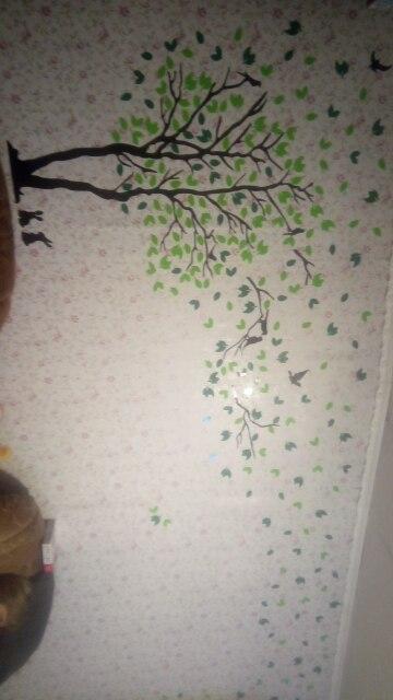 -- Adesivo Parede Árvore