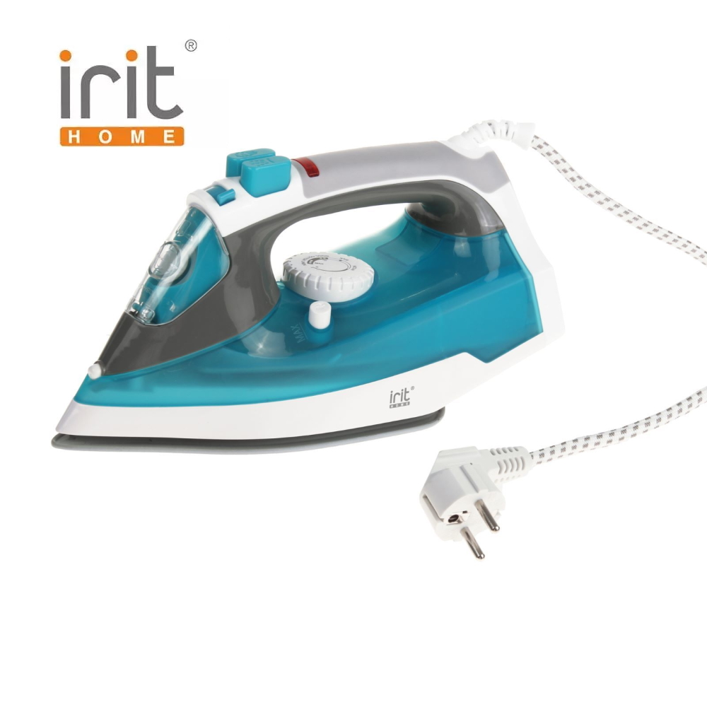 Iron electric Irit IR-2228  Iron for ironing Mini iron steam iron Steam generator for clothing Irons Electric steamgenerator Small iron стоимость