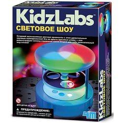 Definido para o projeto 4M KidzLabs Light show