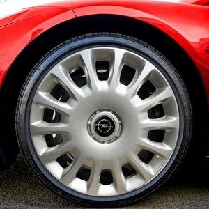 Opel Corsa C Небьющийся ABS пластик 14 ''дюймовая крышка колеса 4 шт